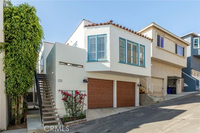 221 Marine Place, Manhattan Beach, California 90266, 1 Bedroom Bedrooms, ,1 BathroomBathrooms,For Rent,Marine,SB21161064