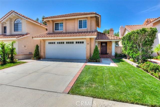 33 Desert Thorn, Rancho Santa Margarita, CA 92688