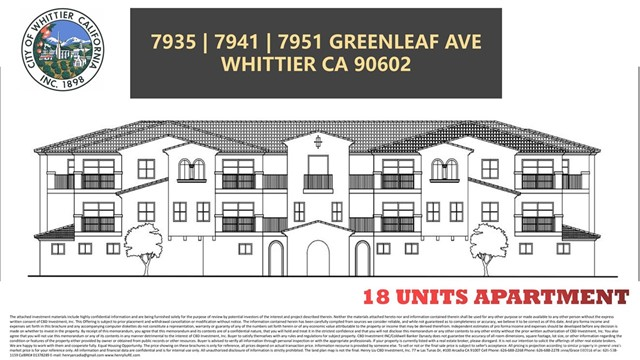 7935 Greenleaf Avenue, Whittier, CA 90602