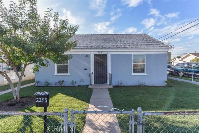 2295 Olive Avenue, Long Beach, CA 90806