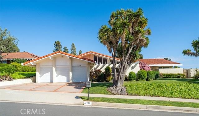 7114 Crest Rd, Rancho Palos Verdes, California 90275, 4 Bedrooms Bedrooms, ,3 BathroomsBathrooms,For Sale,Crest Rd,SB19099894