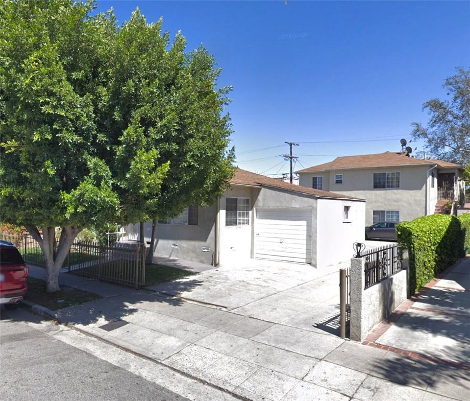 2912 S Redondo Boulevard, Los Angeles, CA 90016