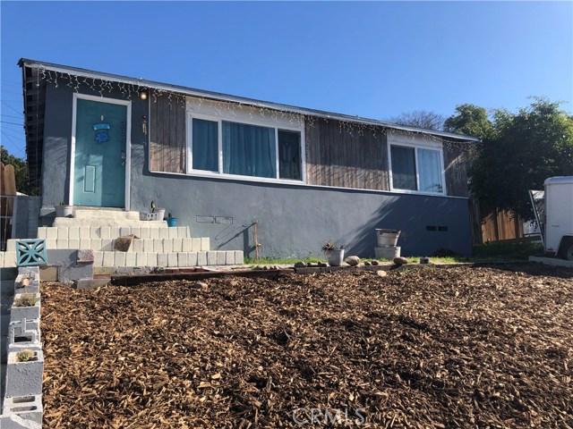 3341 54th Street, San Diego, CA 92105