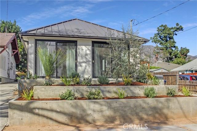 129 W Montecito Avenue, Sierra Madre, CA 91024