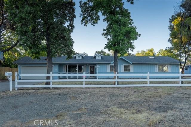 549 Digger Pine Lane, Paradise, CA 95969