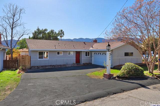 2528 Mary Street, Montrose, CA 91020