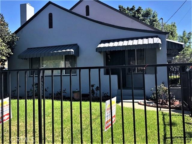 5026 Monte Vista Street, Los Angeles, CA 90042