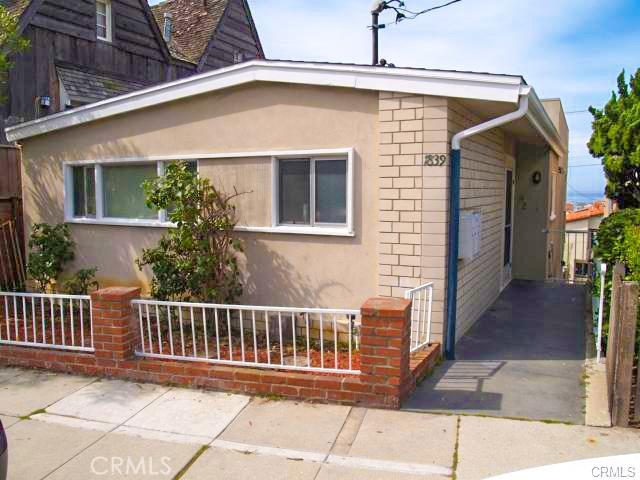1839 Manhattan Avenue, Hermosa Beach, California 90254, 2 Bedrooms Bedrooms, ,1 BathroomBathrooms,For Rent,Manhattan,SB19087994