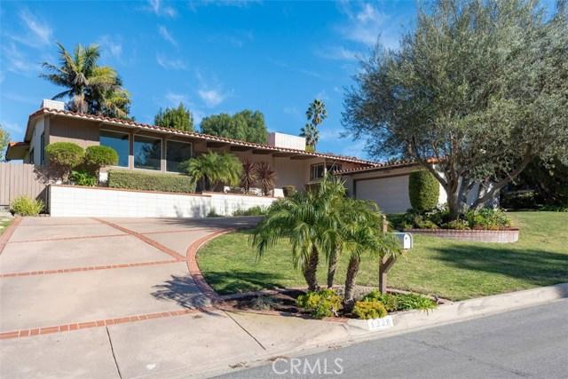 1328 Via Gabriel, Palos Verdes Estates, CA 90274