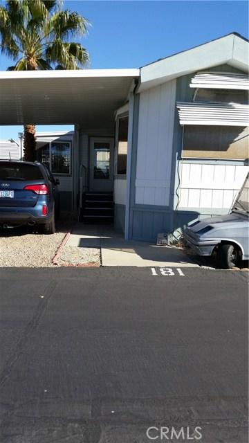70205 Dillon Rd #181, Desert Hot Springs, CA 92241