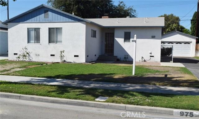 975 S Avocado Street, Anaheim, CA 92805