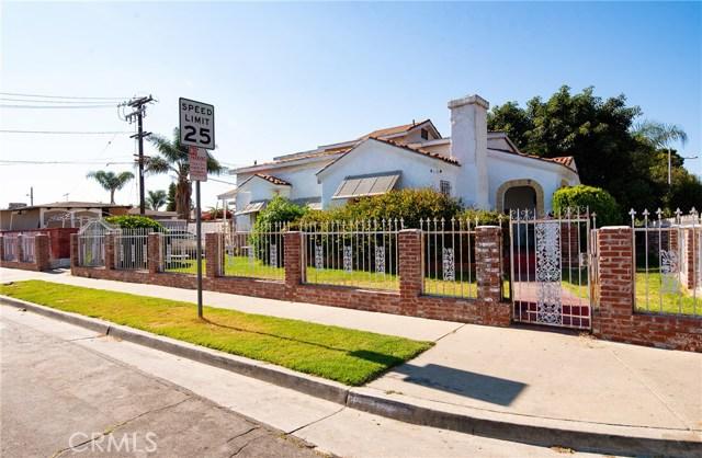 16337 S Harris Avenue, Compton, CA 90221