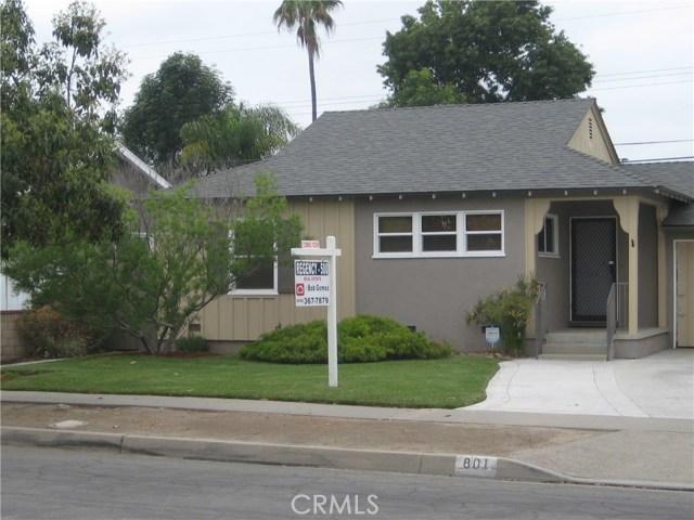 801 W Knepp Avenue, Fullerton, CA 92832