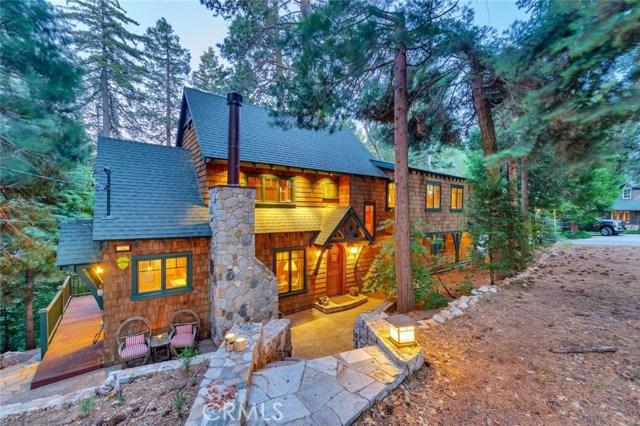 757 Crest Estates Drive, Lake Arrowhead, CA 92352