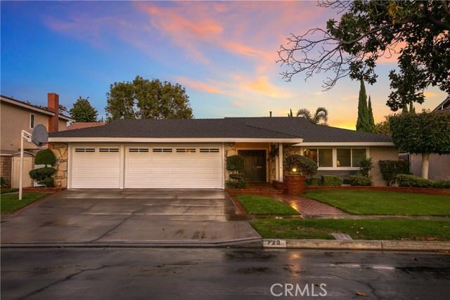 728 S Vale Avenue, Anaheim, CA 92806