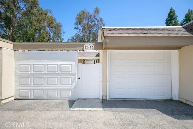 22475 Caminito Esteban 10, Laguna Hills, CA 92653