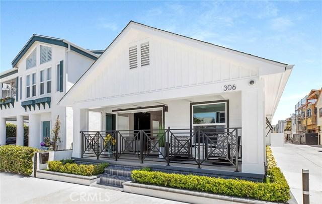 306 Alvarado Place, Newport Beach, CA 92661