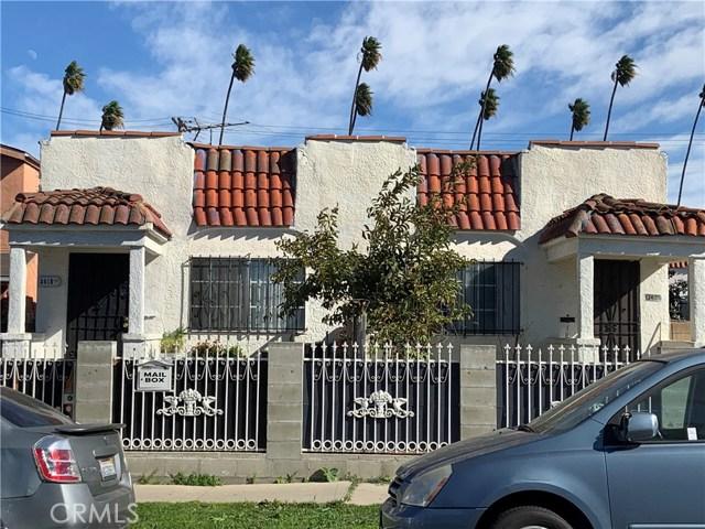 3418 10th Avenue, Los Angeles, CA 90018