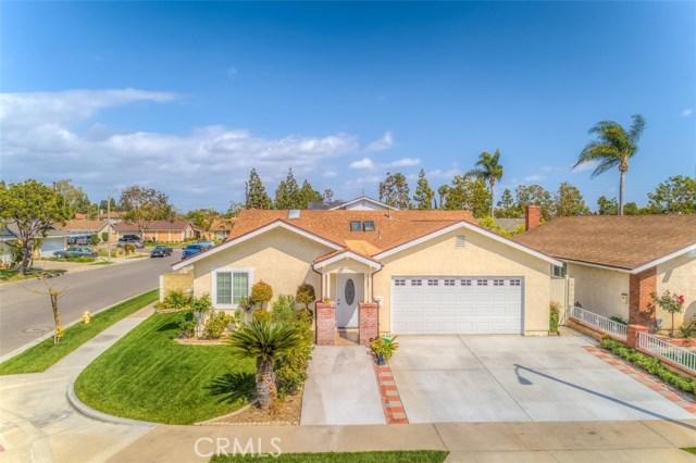 18102 Parkvalle Circle, Cerritos, CA 90703