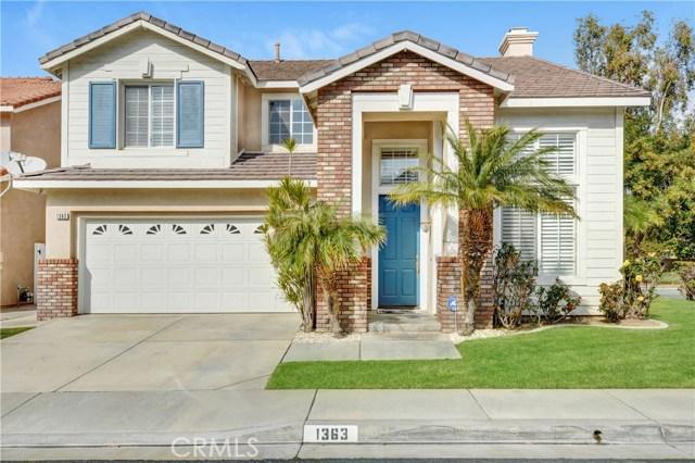 1363 Wilke Drive, Corona, CA 92879