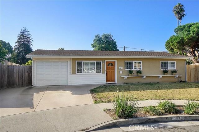 1833 Sola Court, San Luis Obispo, CA 93405