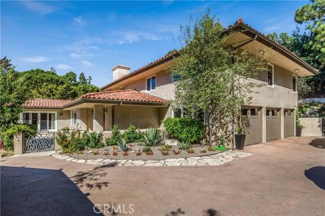 1673 Cataluna Place, Palos Verdes Estates, CA 90274
