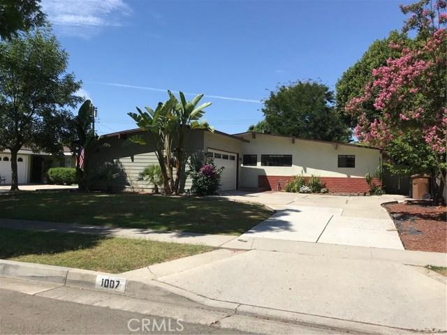 1007 Maertin Lane, Fullerton, CA 92831