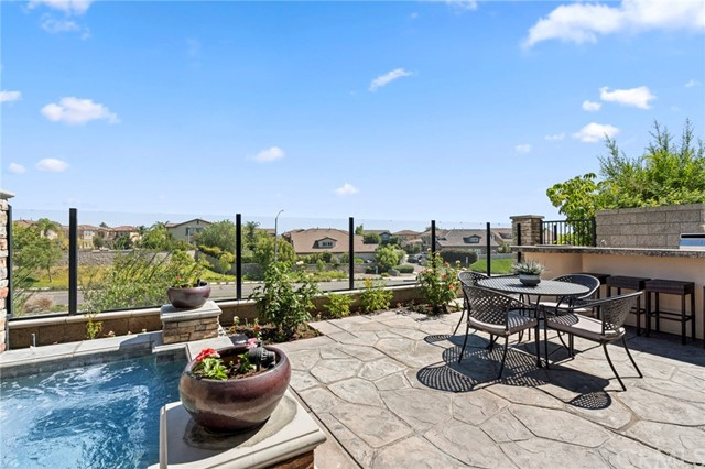 One of Golf Course Yorba Linda Homes for Sale at 17882  Via Roma