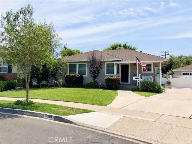 5218 Carmen Street, Torrance, CA 90503