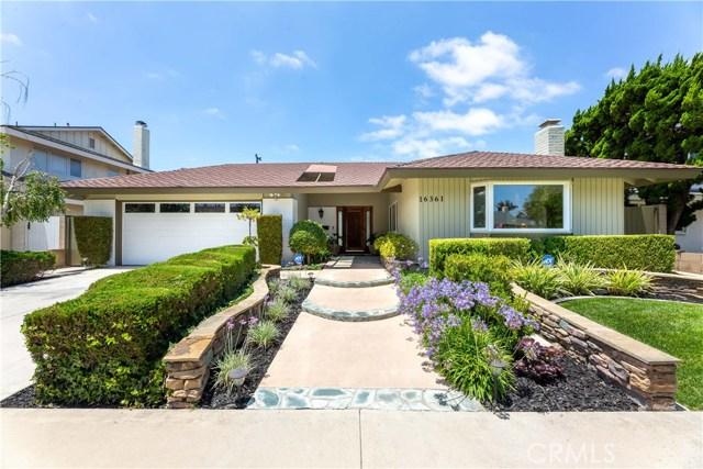 16361  Mercier Lane, Huntington Beach, California