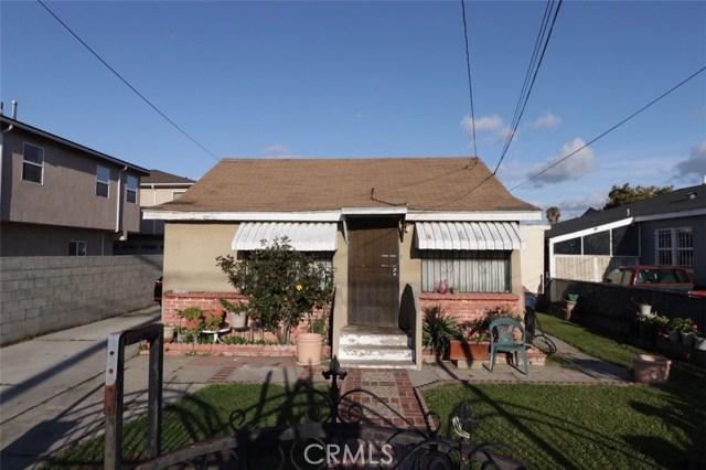 10704 Firmona Avenue, Lennox, CA 90304