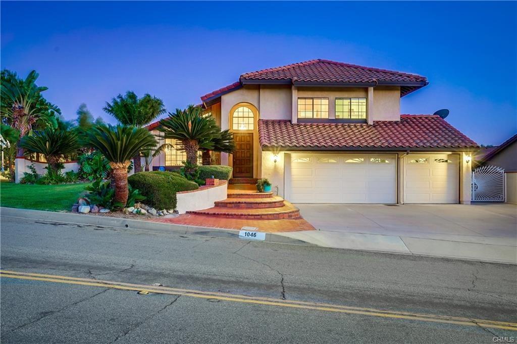 1046  Sunset Bluff Road, Walnut, California