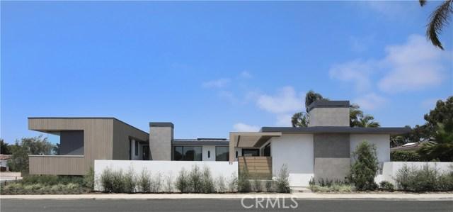 711 Ramona Drive, Corona del Mar, CA 92625