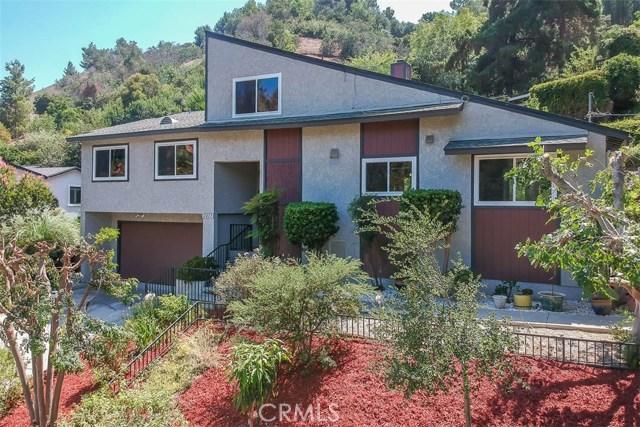 2017 El Cajonita Drive, La Habra Heights, CA 90631