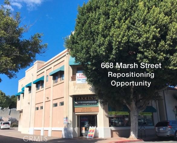 668 Marsh Street, San Luis Obispo, CA 93401