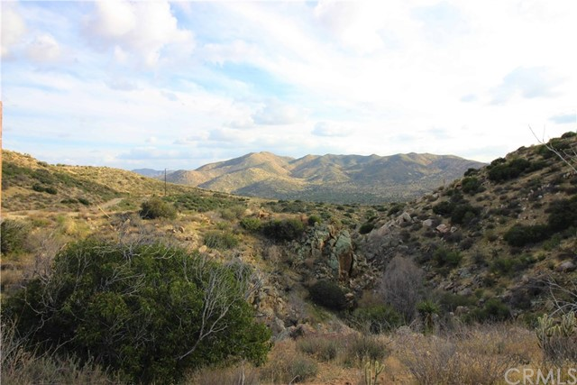 0 Grapevine Canyon Rd., Ranchita, CA 92066