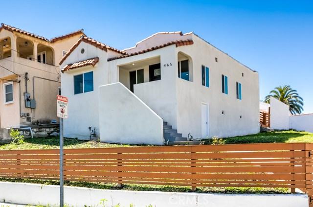 465 N Leland Avenue, San Pedro, CA 90732