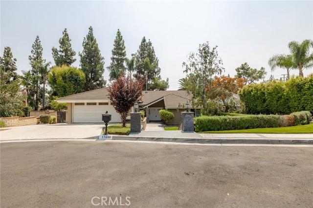 17480 Olive Tree Circle, Yorba Linda, CA 92886