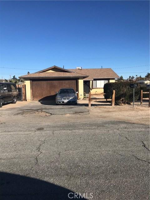 72284 Sun Valley Drive, 29 Palms, CA 92277