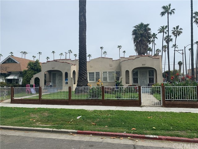 5610 S St Andrews Place, Los Angeles, CA 90062