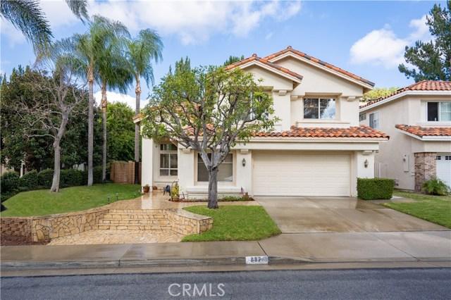 882 S Briar Rose Lane, Anaheim Hills, CA 92808