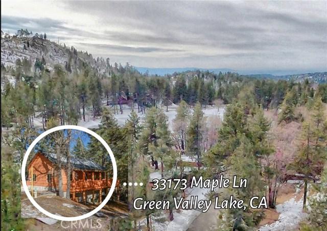33173 Maple Ln, Green Valley Lake, CA 92341 Photo