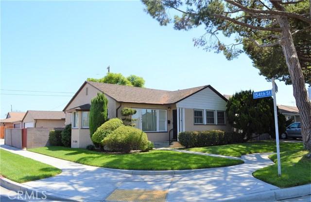 15402 Cordary Avenue, Lawndale, CA 90260