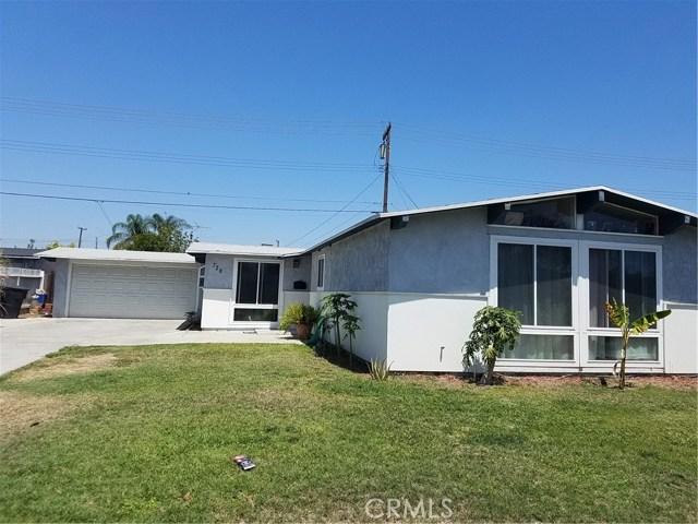 728 N Vine Street, Anaheim, CA 92805