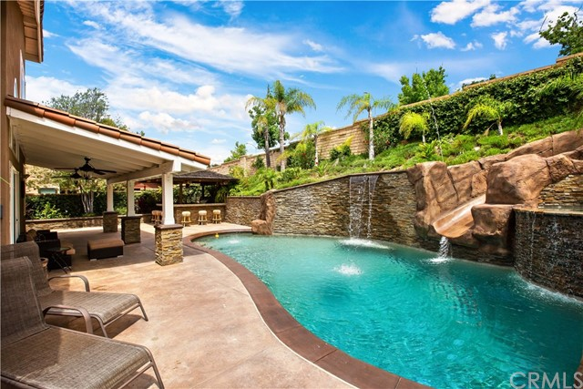 One of Gated Yorba Linda Homes for Sale at 5520  Camino Tecate