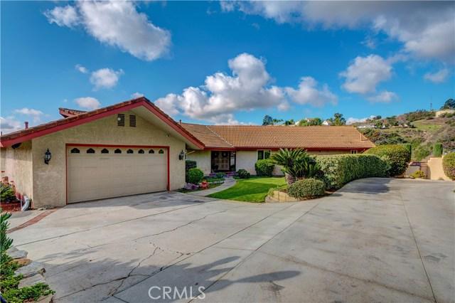 2267 Papaya Drive, La Habra Heights, CA 90631