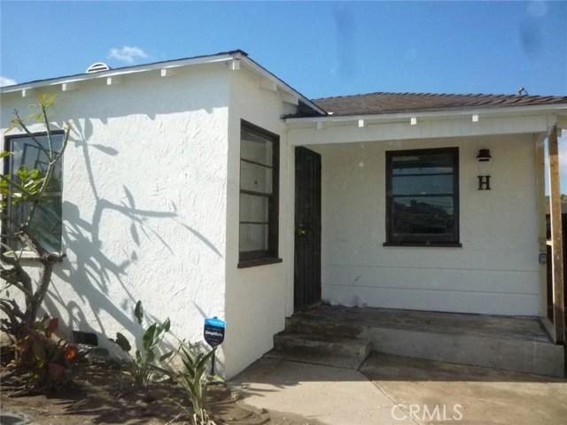 16417 S Denker Avenue H, Gardena, CA 90247