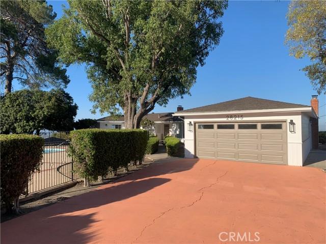 28215 Palos Verdes Drive, Rancho Palos Verdes, California 90275, 4 Bedrooms Bedrooms, ,1 BathroomBathrooms,For Rent,Palos Verdes,PV21139126
