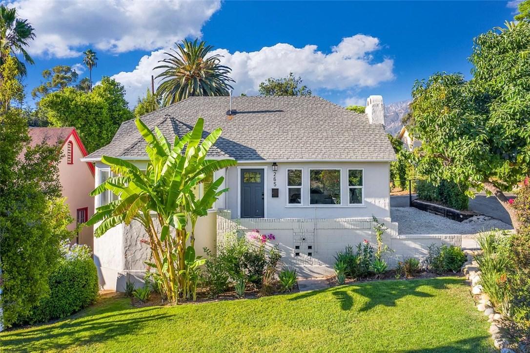265 Robinson Road, Pasadena, CA 91104