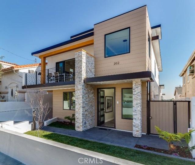 202 Prospect Avenue A- Redondo Beach- California 90277, 4 Bedrooms Bedrooms, ,3 BathroomsBathrooms,For Sale,Prospect,SB18024116